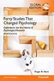 Forty Studies that Changed Psychology, Global Edition (Engli…