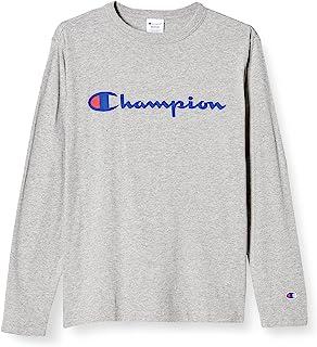 Champion C3-Q401 男士长袖棉T恤