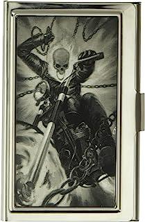 Buckle Down 男士名片夹-幽灵骑手