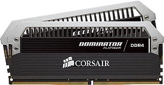 Corsair 海盗船Dominator Platinum系列 16GB DRAM 3000MHz C15内存条,适用于Systems 2400 MT/s CMD16GX4M2B3000C15系统