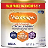 Mead Johnson 美赞臣 Enfamil Nutramigen 低致敏性婴儿奶粉 0-12个月 无乳糖-Omeg…