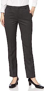 Cecile 裤子 直筒裤 办公服 可机洗 羊毛混纺 女士 AR-431