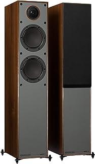 Monitor 200 立式扬声器,胡桃木
