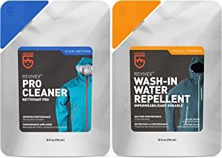 Gear AID 护理套件,带 Revivex Pro 清洁剂和Revivex 洗涤防水剂