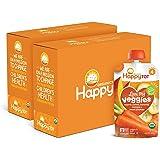 Happy Tot Organic Stage 4 Baby Food Love My Veggies Carrot B…