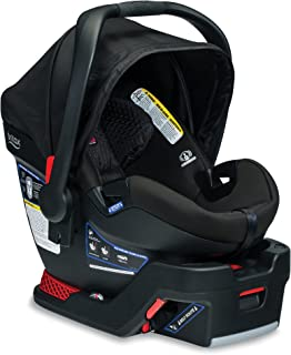 Britax B-Safe Ultra 婴儿*座椅 午夜黑 Infant Car Seat and Base