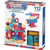 B. toys by Battat 积木块–官方Bristle积木块– 112件–创意建筑玩具 敏捷性精细性锻炼-不含B…