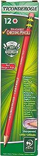 Ticonderoga 铅笔彩色铅笔 (14259PK)