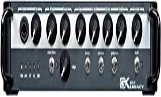 Gallien-Krueger Legacy 800 瓦超轻低音头