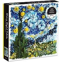 Galison Starry Night Petals 500 片拼图