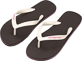 CAPTAIN STAG鹿牌马林鞋 沙滩凉鞋 黑色 L码 26.5-27.5cm 闪耀 UX-916
