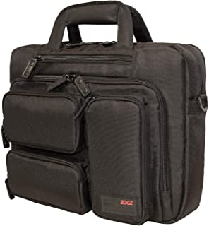 "Mobile Edge Corporate Briefcase- 16""PC/17""Mac 16"" 公文包 黑色"