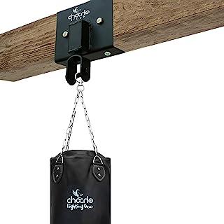 ChoCho Track 专业吸顶钩重型金属袋安装完整配件旋转拳击拳击袋