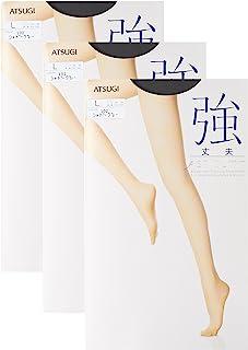 (厚木)ATSUGI 连裤袜 ASTIGU 【强】 结实 连裤袜 〈3双装〉