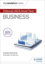 My Revision Notes: Edexcel AS Business (English Edition)