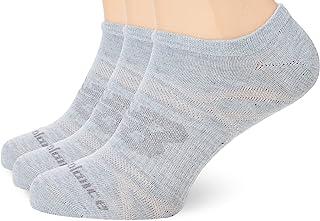 New Balance 中性款高性能平织短袜 3 双装 高性能平织中性隐形袜 3 双装
