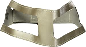 ChokeFree 宠物肩领,71.12 厘米,金属铂