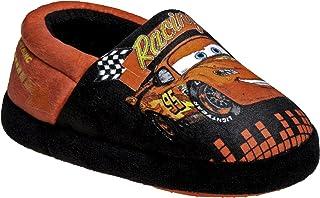 Lightning McQueen 男童拖鞋 | 室内保暖毛绒拖鞋