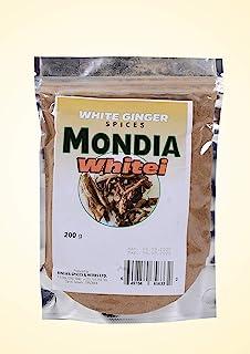 MONDIA WHITEI 白姜粉,纯*,自然晒干 200克