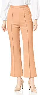 snidel 亚麻直筒裤 SWFP201134 女士