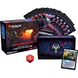 Magic The Gathering 被遗忘的国度冒险 卡牌,10 个轮抽补充包(150 张魔法卡)+ 配件