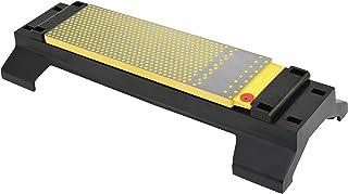 DMT WM8FC-WB 8英寸精细/粗糙DuoSharp Plus台式磨刀石,带底座 - 灰色
