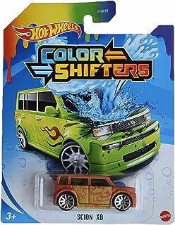 DieCast Hotwheels Color Shifters Scion XB