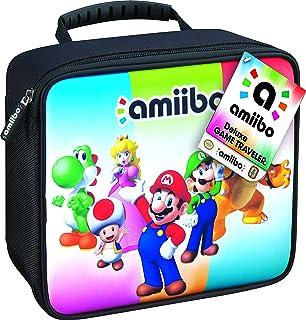 RDS Industries, 任天堂 Amiibo 游戏旅行便携包 - 多色