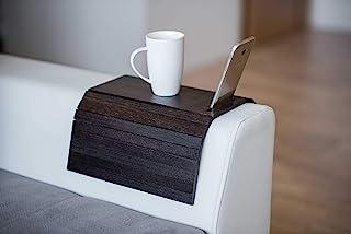 木质沙发扶手托盘保护扶手桌沙发桌垫沙发托盘,手机支架