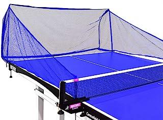 Practice Partner 乒乓球收集网 #1 — 捕捉您的击球并保存您的背部 — 适用于乒乓球射击、多球钻或练习 — 适合大多数乒乓球桌