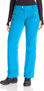 Spyder Women's Thrill Athletic Fit Pant, Riviera, 18-R