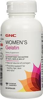 GNC 女式 GeLatin 60粒