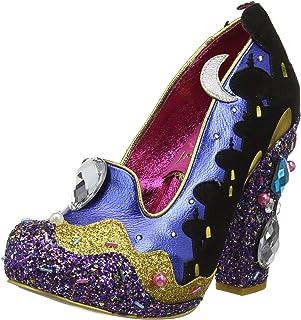 Irregular Choice 女式阿拉伯夜晚闭趾高跟鞋