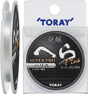 东丽(TORAY) 线条 将鳞片 刮片 超专业PLUS弹性75m 0.4号 自然