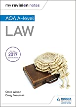 My Revision Notes: AQA A-level Law (English Edition)