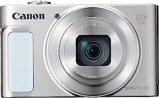 Canon PowerShot SX 620数码相机 (20, 2 MP, 25倍 OPT Zoom, 50倍变焦 Plus, 7.5厘米 (3英寸) 显示屏, OPT 画稳定器, WLAN, NFC)
