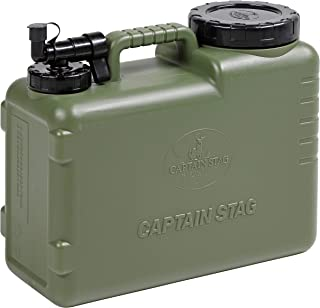 CAPTAIN STAG 鹿牌 聚乙烯桶 水桶 水罐 *型 10升 橄榄色 酒红色 UE-2032