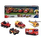 "Dickie Toys 203094002"" 消防员山姆消防站玩具套装"
