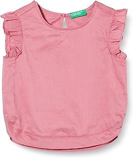 United Colors of Benetton 女宝宝 Camicia S/M 衬衫