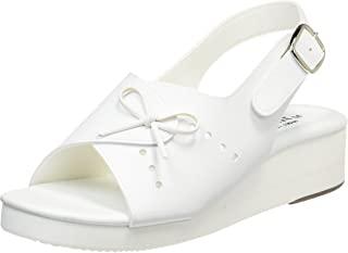 [Parfa] 4.5cm楔形鞋跟 美腿*凉鞋 办公室凉鞋 14631