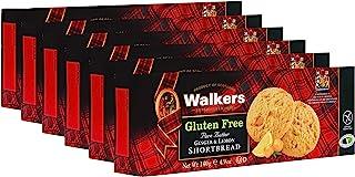 Walkers Shortbread 无麸质面包 6片装