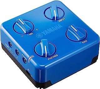Yamaha SC02 耳机混音器 蓝色