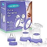 Lansinoh 兰思诺 额外吸奶组套 配有2个乳罩杯,2个收集瓶,吸管和用于Smartpump或Signature P…