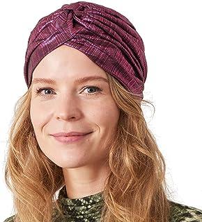 CHARM Casualbox 金屬扭紋都市帽頭巾阿拉伯節波西米亞時尚化學帽