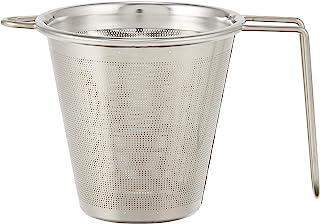 SS [ *不锈钢 ] 滤茶器 带把手 19357