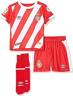 Girona F.C. 男婴 90088 Minikit 1。
