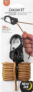 Nite Ize CamJam XT 铝制系带凸轮机关,带登山扣夹