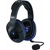 Turtle Beach 乌龟海岸Stealth 520 Premium全无线游戏耳机 适用于PS4 Pro&PS4&P…