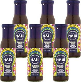 MAHI Tamarind & Mango Sauce 6 Bottles of 280 g