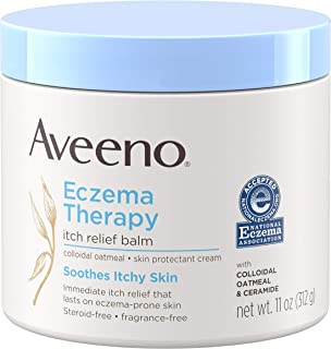 Aveeno 艾维诺 Active Naturals止痒霜11盎司(312g)